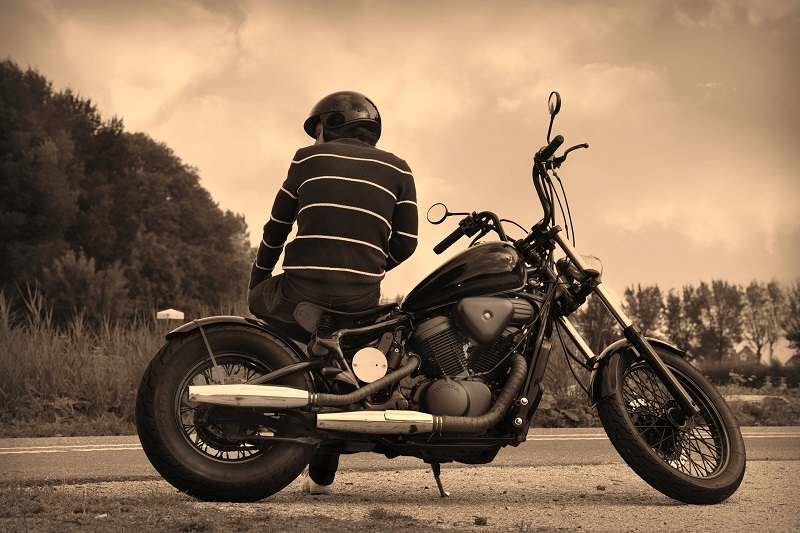 Protect Yourself Against Motorcycle Theft